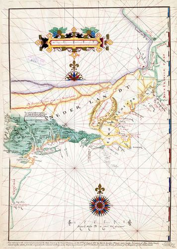 Connecticut River | A Tour of New Netherland