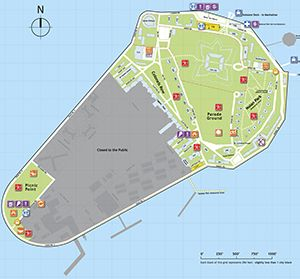 Nut Island | A Tour of New Netherland on