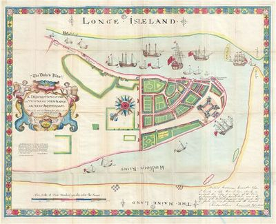 New Amsterdam  A Tour of New Netherland