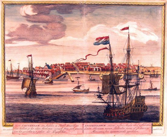 Introduction  What Was New Netherland
